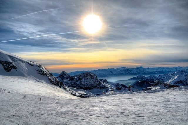 Pistas de esquí en Suiza: Zermatt