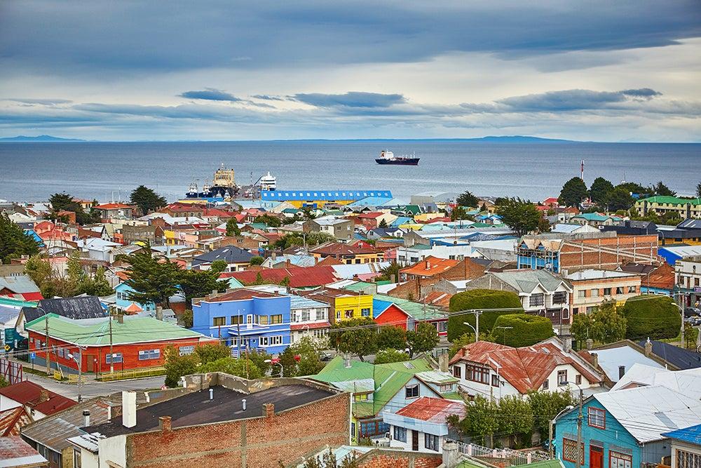 ¿Qué ver en el estrecho de Magallanes?