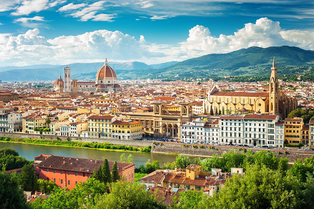 Visita Florencia en dos días, una pequeña guía