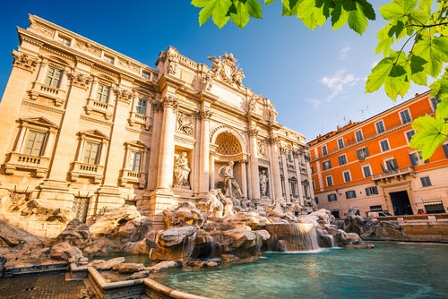 8 fuentes de Roma maravillosas que debes visitar