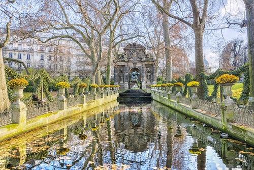 Un recorrido por las 8 fuentes más bonitas de París