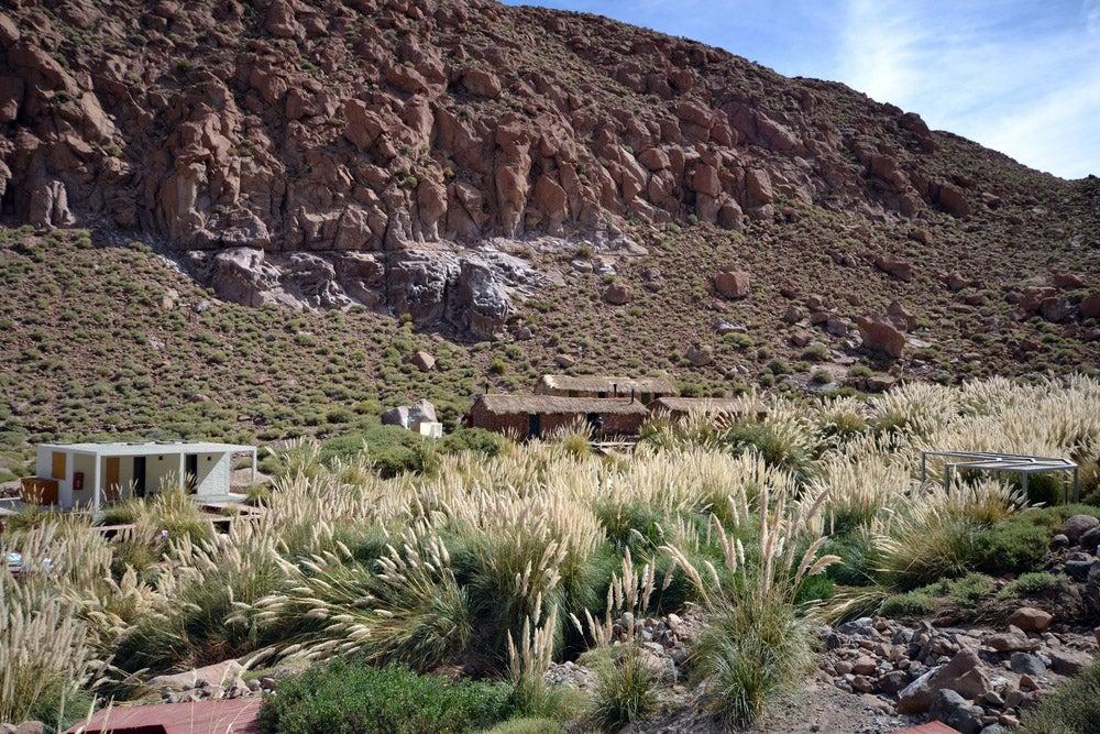 Termas de Puritana en San Pedro de Atacama