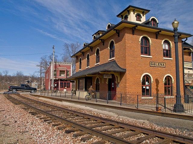 Estación de tren de Galena
