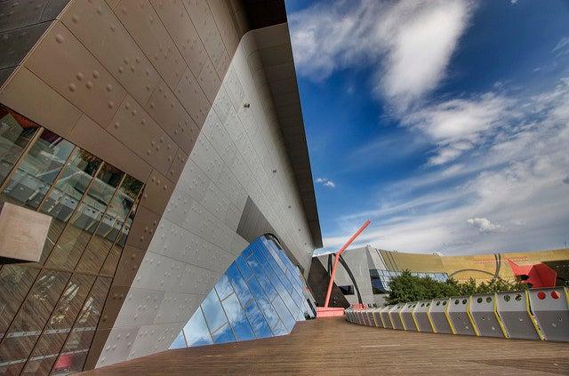 Museo Nacional de Australia en Canberra