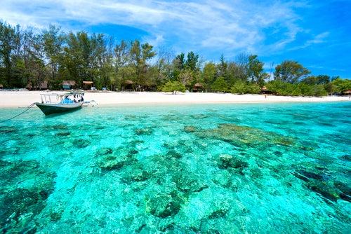 Gili Meno en islas Gili