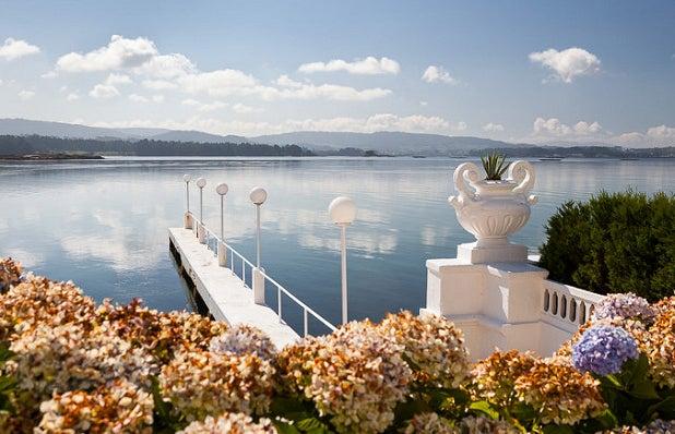 Gran Hotel La Toja, uno de los mejores balnearios de España