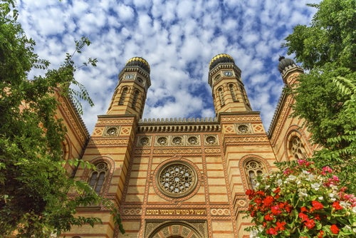 Barrios de Budapest: Gran Sinagoga