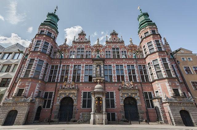 Gran Arsenal, uno de los lugares que hay que ver en Gdansk