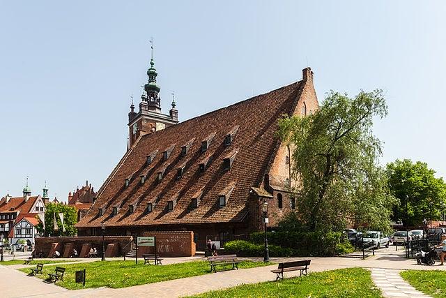 Gran Molino, una de las cosas que ver en Gdansk