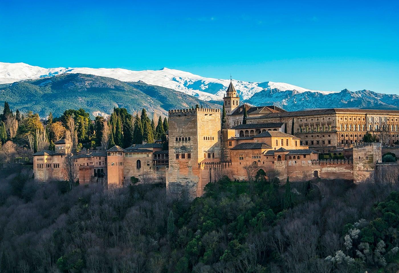 Ciudades con encanto en España: Granada