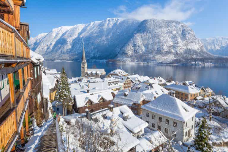 10 paisajes invernales que harán que te olvides del frío