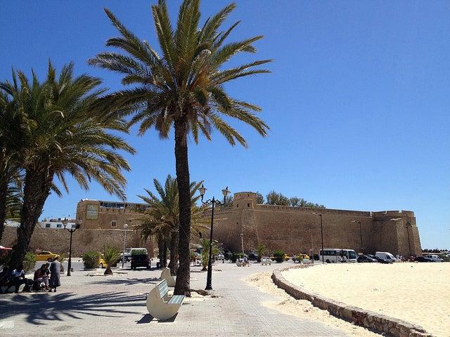 Hammamet, una de las ciudades de Túnez más bonitas