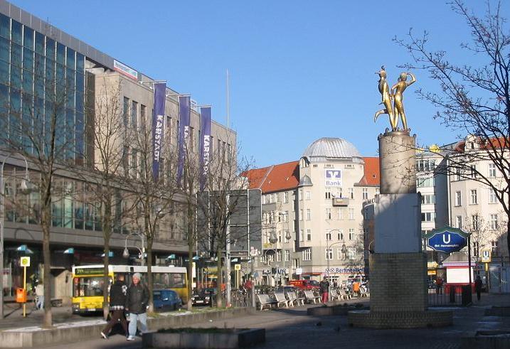 Hermannplatz en Berlín
