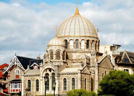 Iglesia ortodoxa de Biarritz