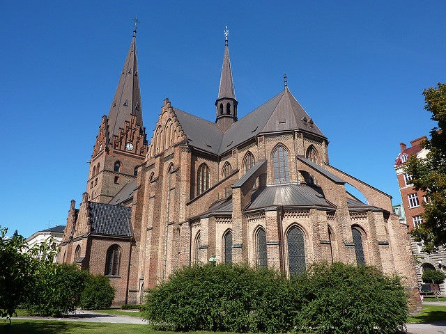 Iglesia de San Pedro en Malmo
