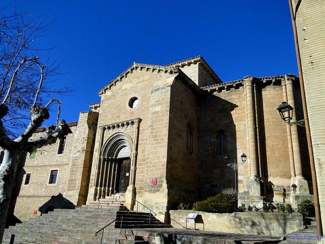 Iglesia deSanta Clara en Molina de Aragón