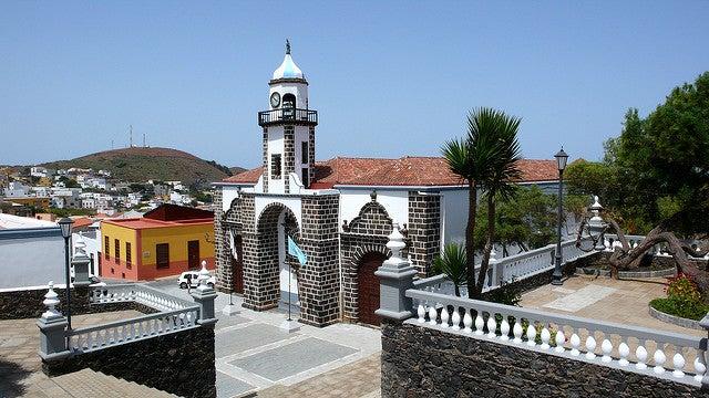 Iglesia de Nuestra Señora de la Concepción en Valverde, El Hierro
