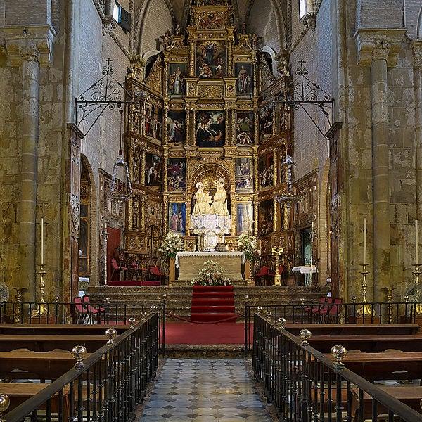 Iglesias de Sevilla: Sana Ana
