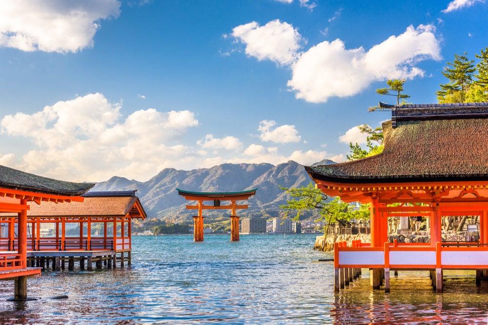 Islas de Japón, Miyajima