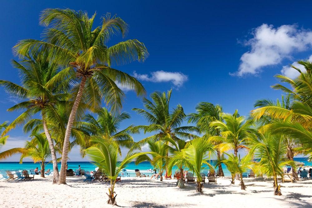 La isla Saona, un sitio paradisíaco por sus paisajes
