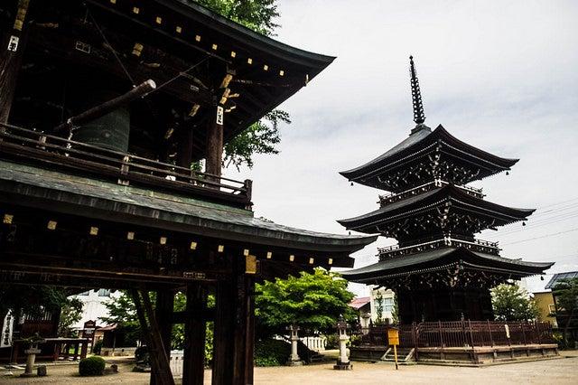Hida Kokubun-ji en Takayama