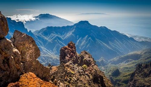 Recorremos la isla de La Palma en Canarias