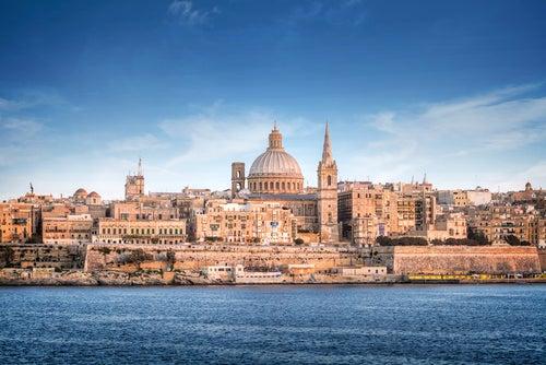 LA Valeta en Malta uno de los sitios más bonitos del Mediterráneo