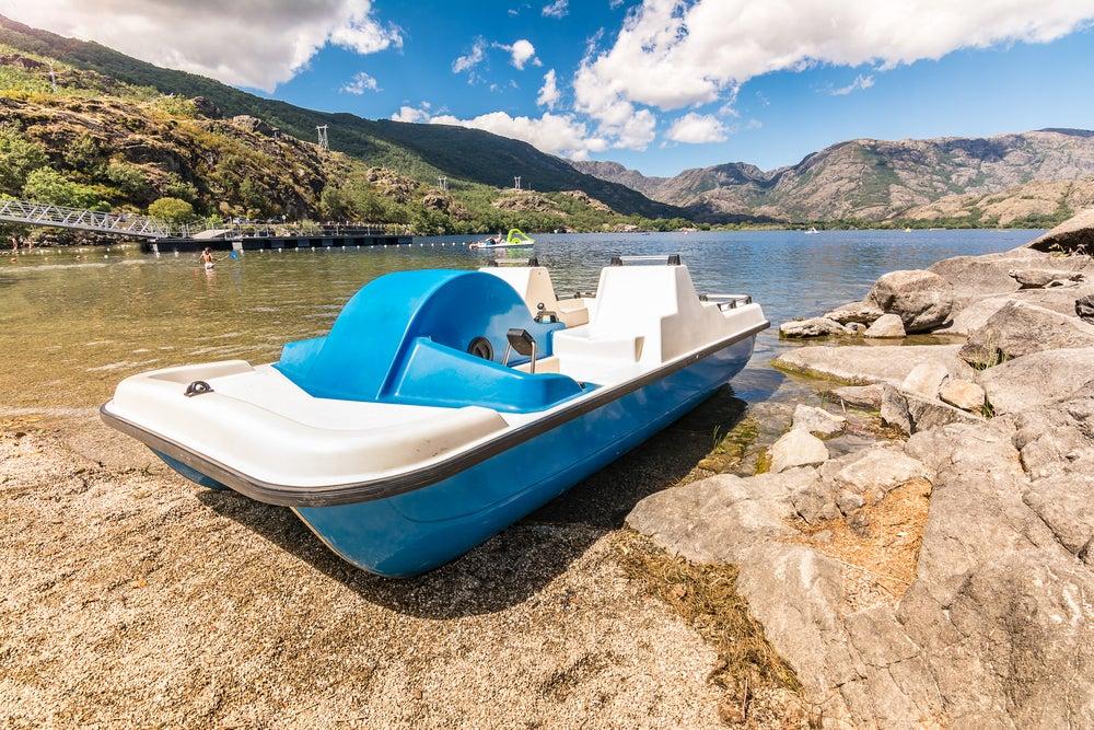 5 fantásticas playas lejos del mar en España