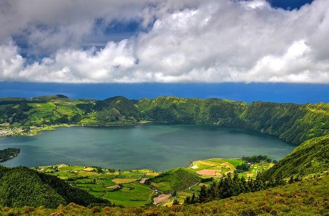 4 lagos que ver en Portugal que te sorprenderán