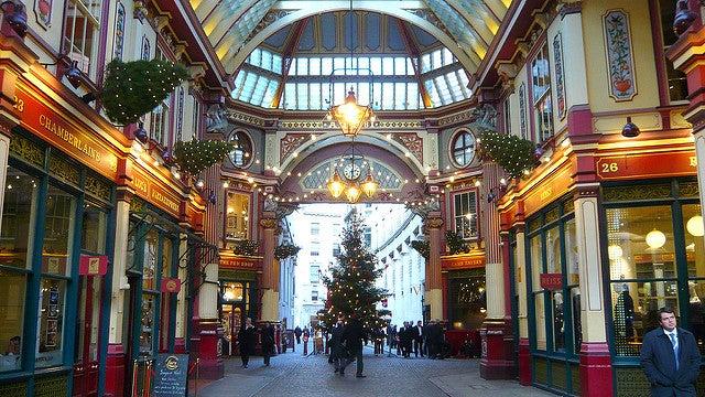 Visita Londres en Navidad y vive su ambiente mágico