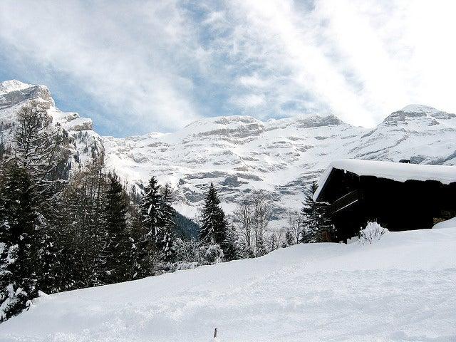 Pistas de esquí en Suiza: las Diablerets