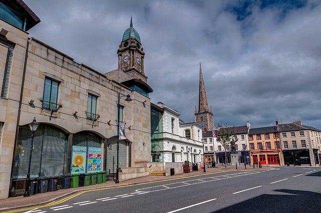 Lisburn en Irlanda del Norte