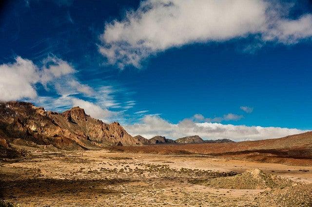 Llanos de Ucanca, uno de los lugares naturales de España más bonitos