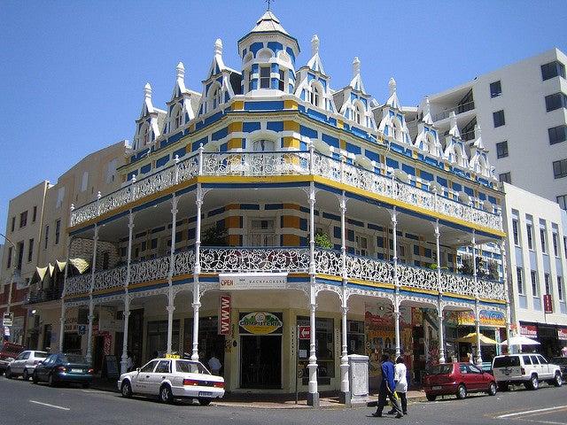 Long Street en Ciudad del Cabo