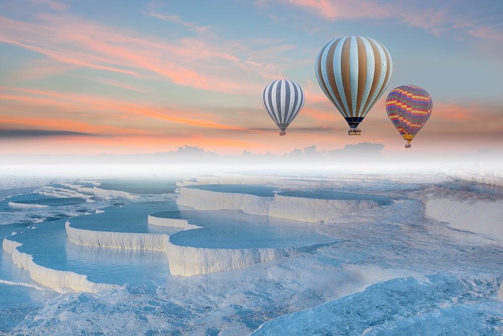 Los lugares imprescindibles que ver en Turquía