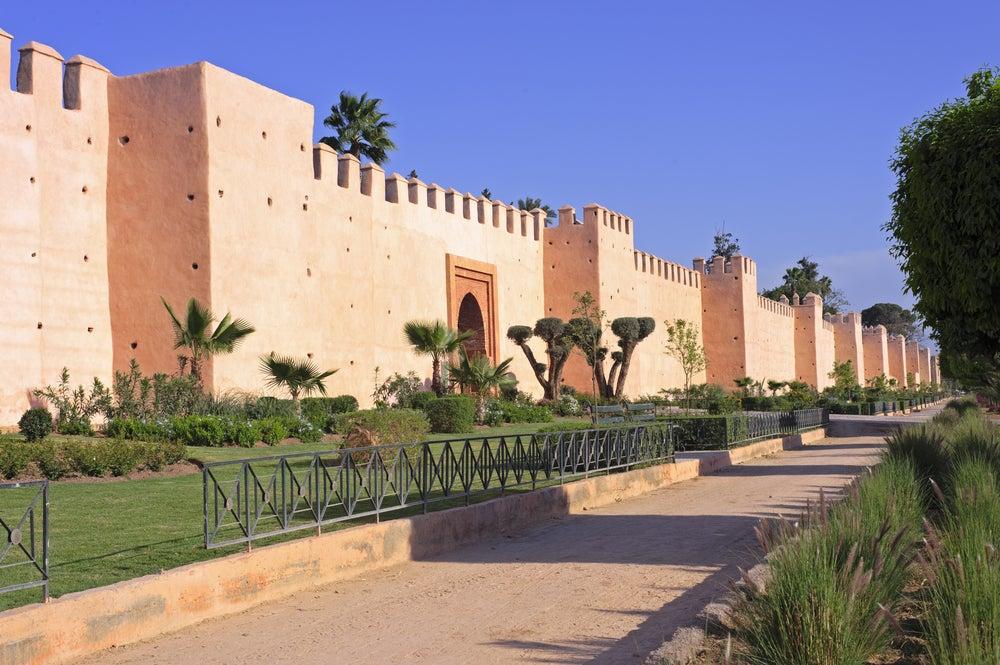 Que ver en Marrakech, muralla