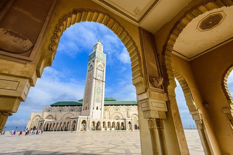 Visitamos las mezquitas más increíbles mundo