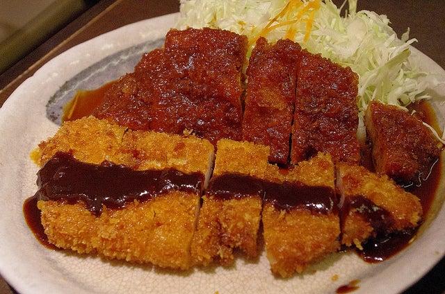 Misokatsu, plato típico de Nagoya