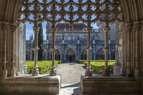 Monasterio de Batalha en Portugal