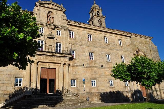 Monasterio de Monforte de Lemos