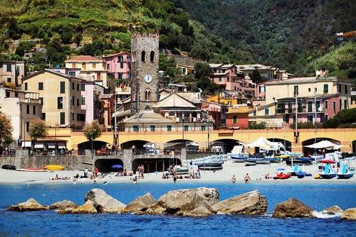 Monterosso en Cinque Terre
