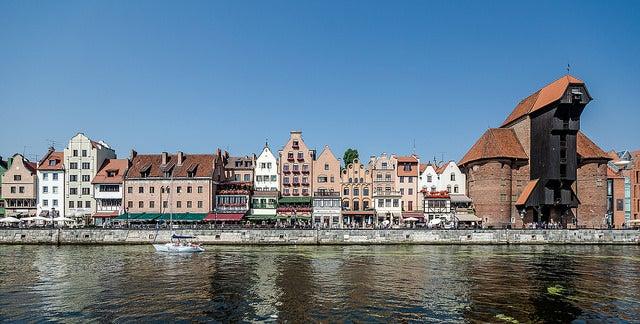 Muelle, una de las cosas que ver en Gdansk
