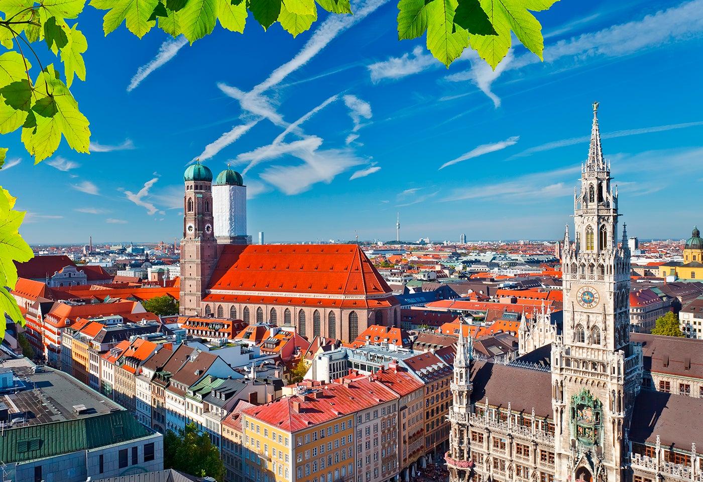Ciudades alemanas, Múnich