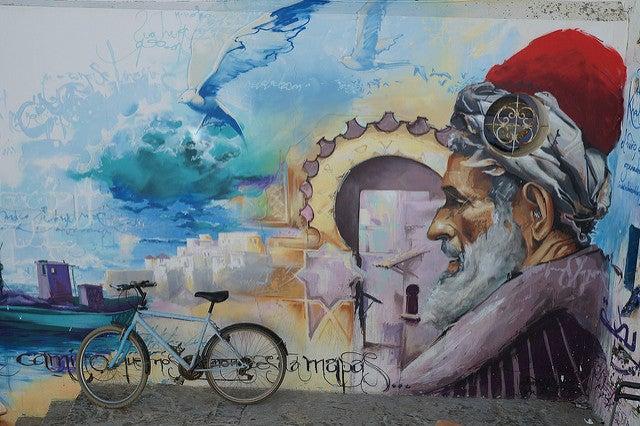 Mural en Assilah