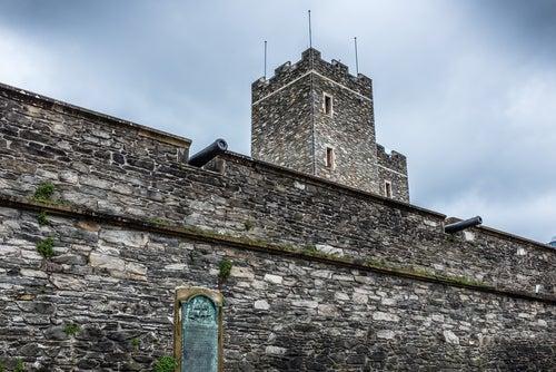 Murallas de Londonderry en Irlanda del Norte