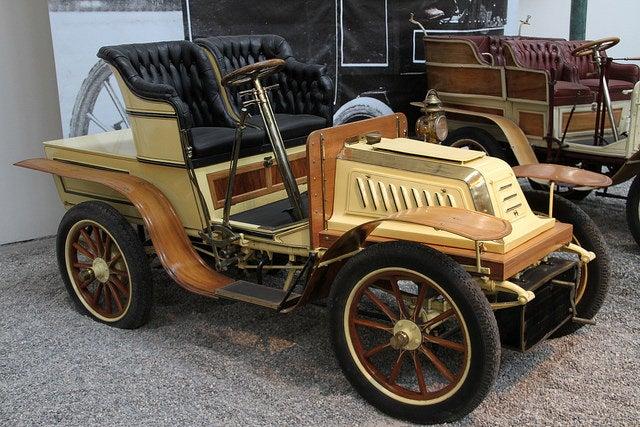 Museo del Automóvil de Mulhouse