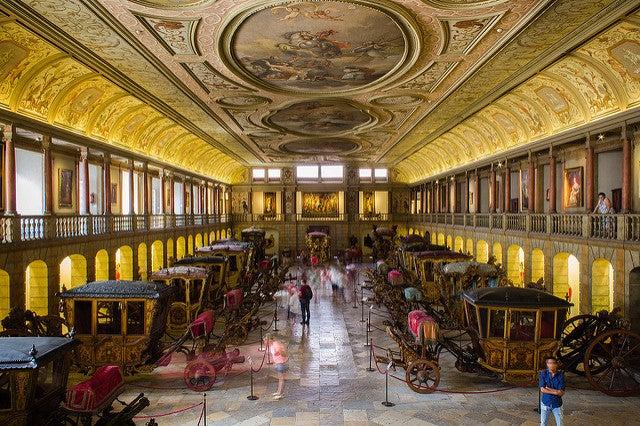 Museo de Carruajes de Lisboa