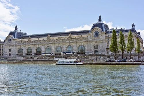 Museo de Orsay en París