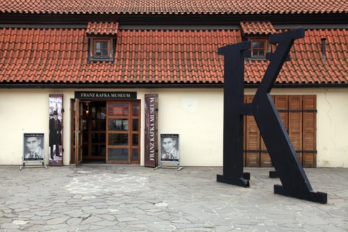 Museos de Praga: museo Franz Kafka