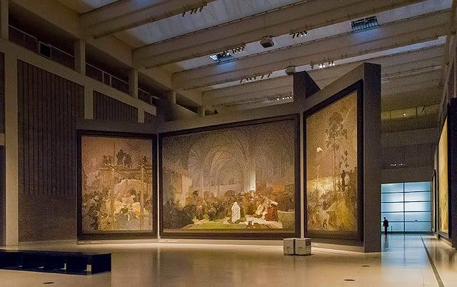 Museo Mucha en Praga